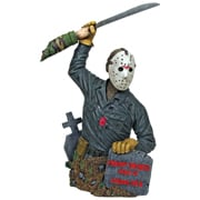 Friday the 13th Part VI Jason Voorhees Mini Bust