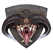 Lord of the Rings Balrog Wallmount Bust