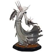 Lord of the Rings Twilight Ringwraith Animated Maquette