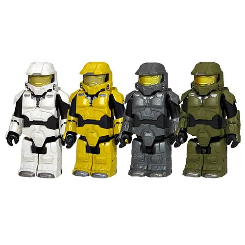 Halo Kubricks Series 2 Figures