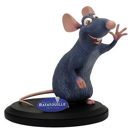 Ratatouille Remy Maquette