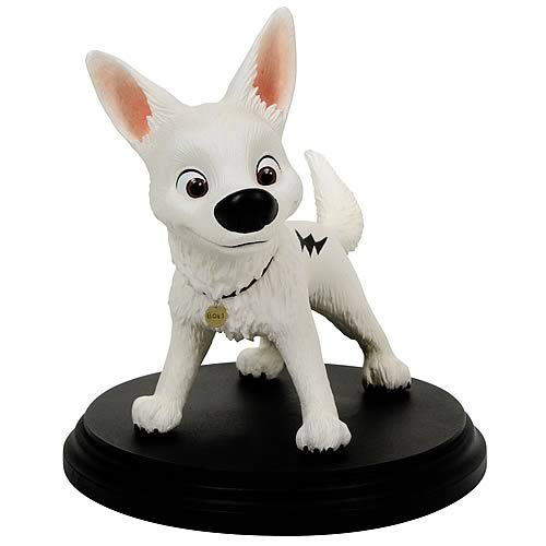 Bolt Animated Maquette