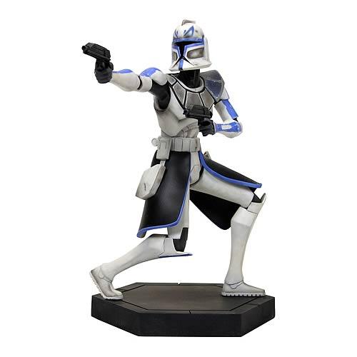 Star Wars Clone Wars Captain Rex Maquette
