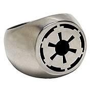 Star Wars Empire Seal Ring