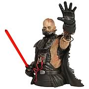 Star Wars Force Unleashed Darth Vader Mini Bust