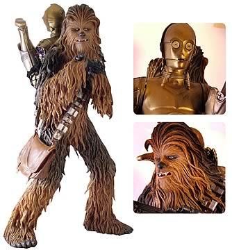 Chewbacca 1:6 Scale Statue