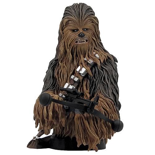 Star Wars Chewbacca Mini Bust