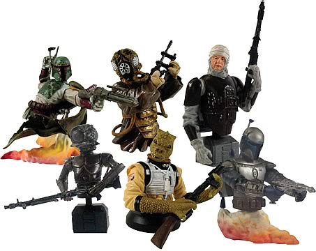 Star Wars Bust-Ups Series 3 6-Pack