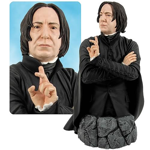 Harry Potter: Professor Snape Mini Bust