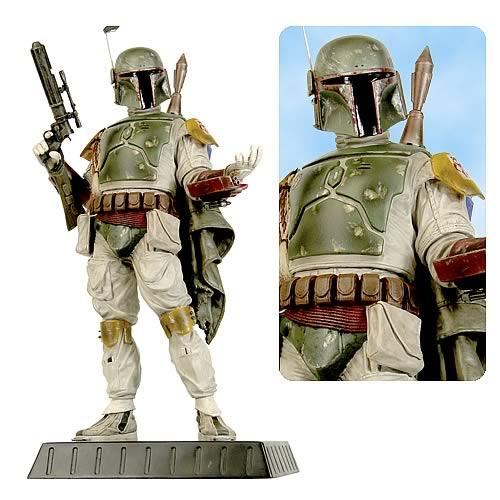 Star Wars Boba Fett Statue