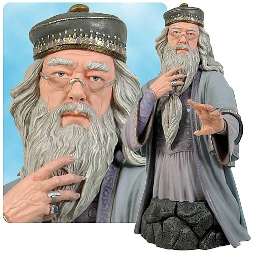 Harry Potter: Dumbledore Mini Bust