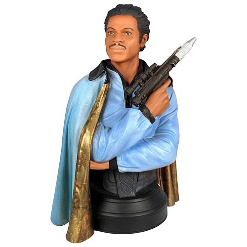 Star Wars Lando Calrissian Mini Bust