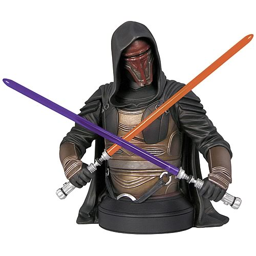 Star Wars Darth Revan Mini Bust