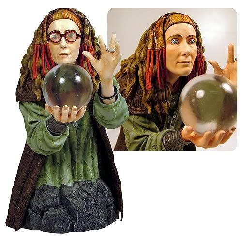Harry Potter Professor Trelawney Mini Bust
