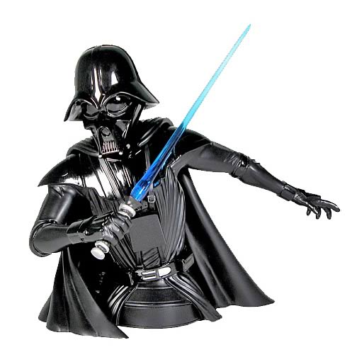Star Wars Darth Vader Mini Bust McQuarrie Concept Exclusive