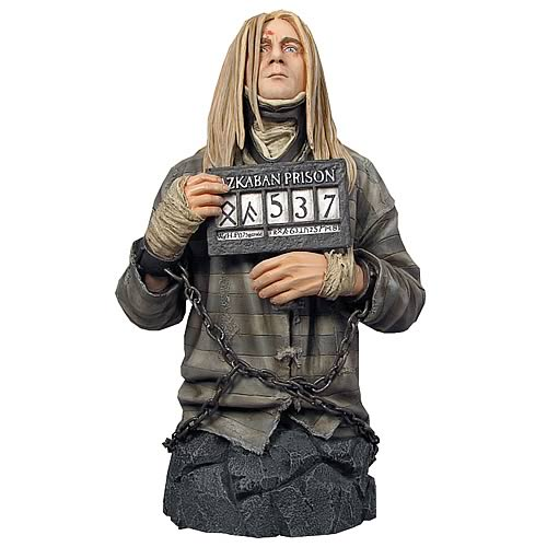 Harry Potter Lucius Malfoy Mini Bust