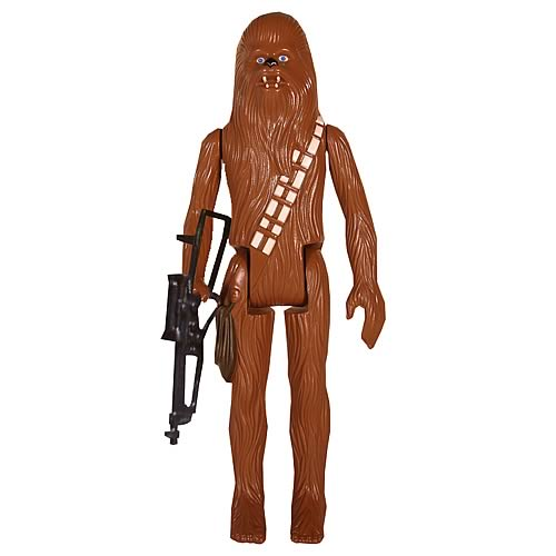 Star Wars Chewbacca Jumbo Vintage Kenner Action Figure