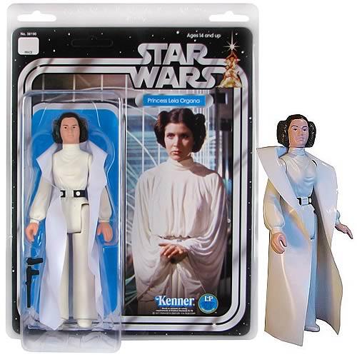 Star Wars Princess Leia Jumbo Vintage Kenner Action Figure