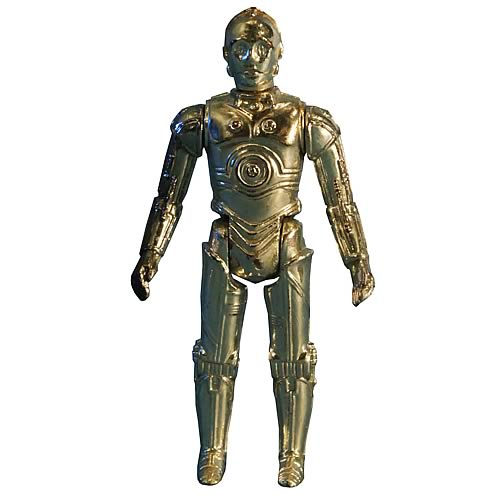 Star Wars C-3PO Jumbo Vintage Kenner Action Figure