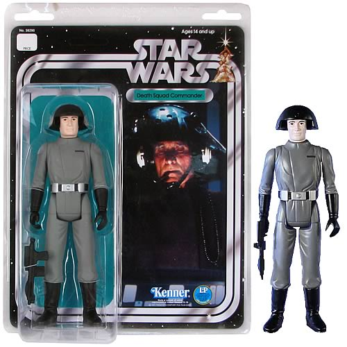Star Wars Death Squad Commander Jumbo Kenner Action Figure