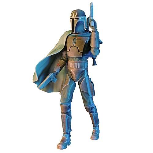 Star Wars Clone Wars Pre Vizsla Animated Maquette