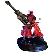 Marvel Deadpool Statue