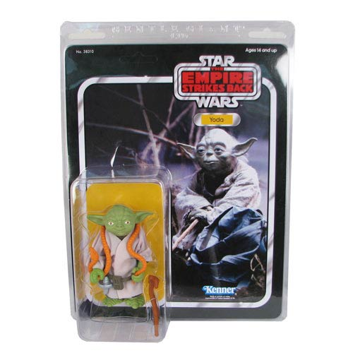 Star Wars Yoda with Snake Jumbo Kenner Figure