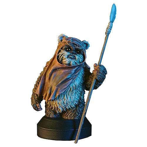 Star Wars Wicket the Ewok Mini Bust