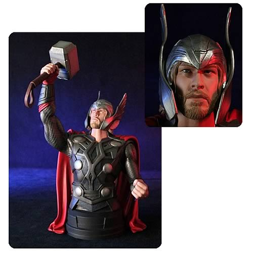 Thor Movie Thor Marvel Mini Bust