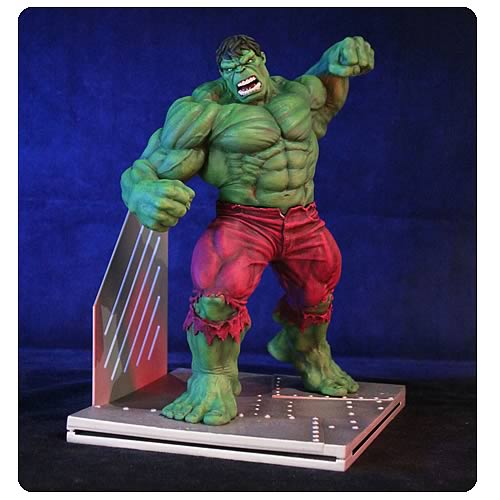 Hulk Bookend Statue