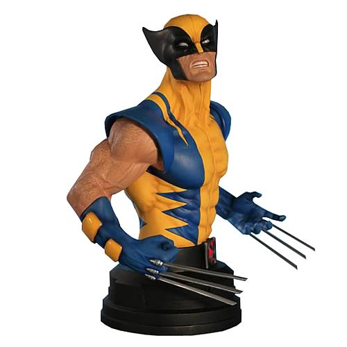 X-Men Wolverine Mini-Bust