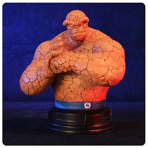 Fantastic Four Thing Mini-Bust