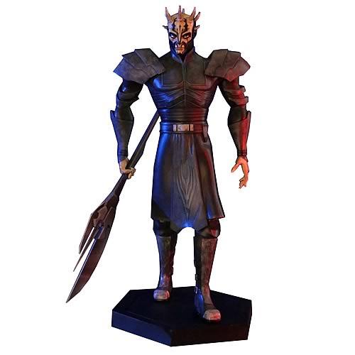 Star Wars Savage Opress Statue