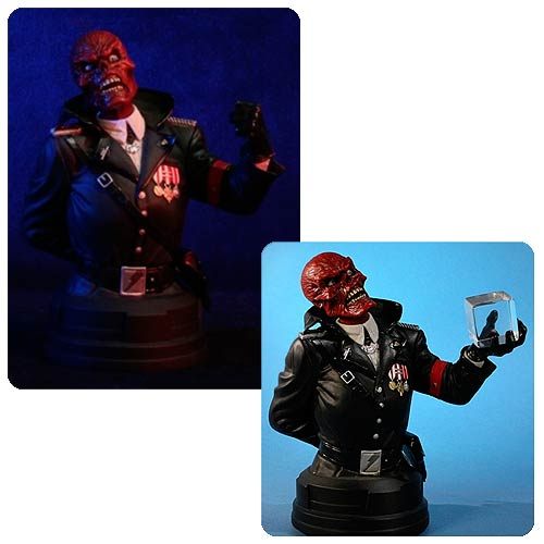 Avengers Red Skull Mini Bust