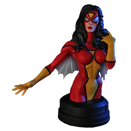 Spider-Woman Mini Bust