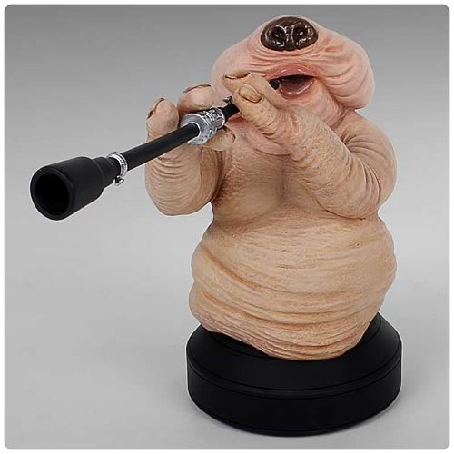 Star Wars Droopy McCool Max Rebo Band Mini-Bust