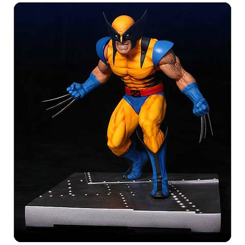 Marvel Comics Wolverine 7-Inch Bookend Statue