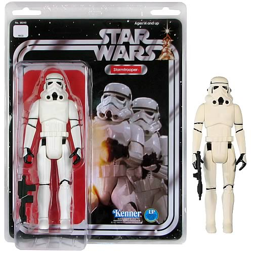 Star Wars Stormtrooper Jumbo Vintage Kenner Action Figure