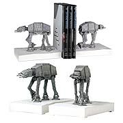 Star Wars AT AT Mini Bookends Statue