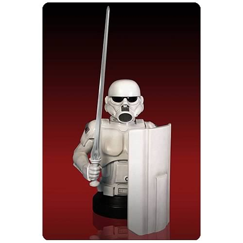 Star Wars McQuarrie Stormtrooper SDCC 2012 Mini-Bust