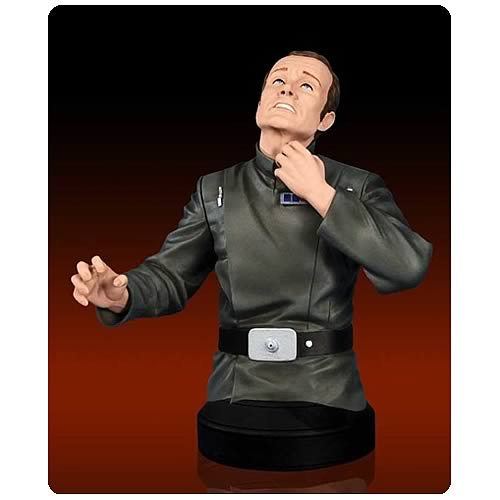 Star Wars Admiral Motti SDCC Exclusive 2012 Mini-Bust