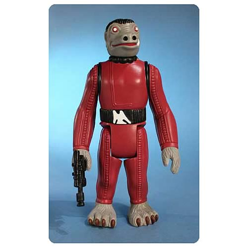 Star Wars Red Snaggletooth Jumbo Kenner Action Figure