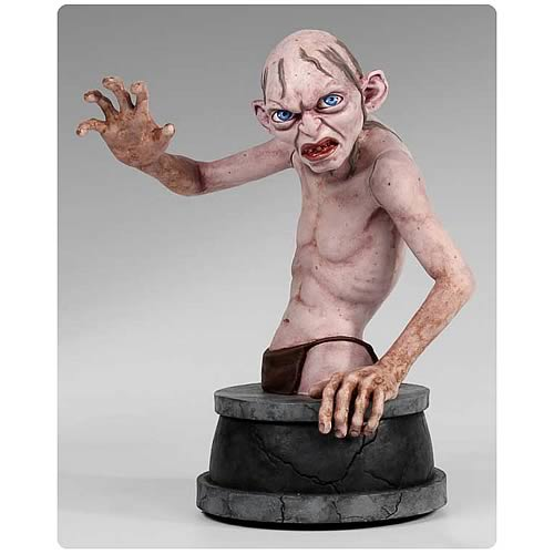 The Hobbit Gollum Mini-Bust
