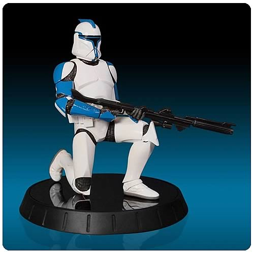 Star Wars Blue Clone Trooper Celebration VI Exclusive Statue