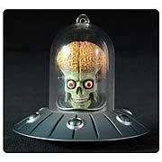 Mars Attacks! Ship Ornament
