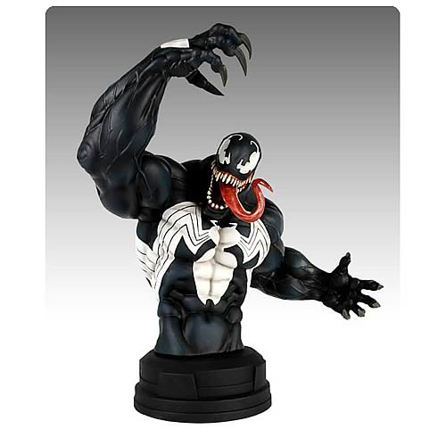 Spider-Man Venom Mini-Bust