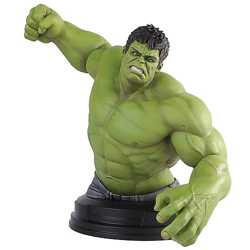 Avengers Movie Hulk Mini-Bust