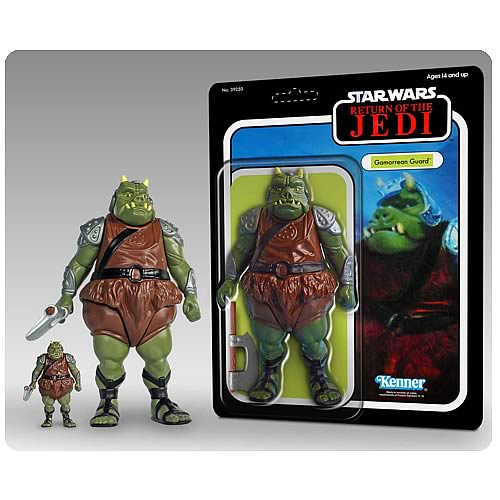Star Wars ROTJ Gamorrean Guard Jumbo Kenner Action Figure