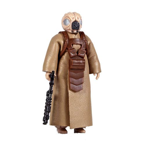 Star Wars Zuckuss Jumbo Kenner Action Figure