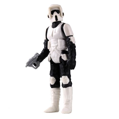 Star Wars Biker Scout Jumbo Kenner Action Figure